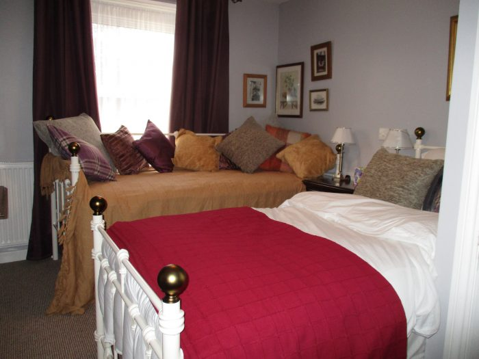 Bed and Breakfast, Westbury