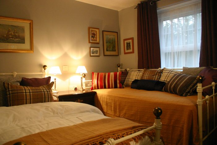 Bed and Breakfast, Westbury